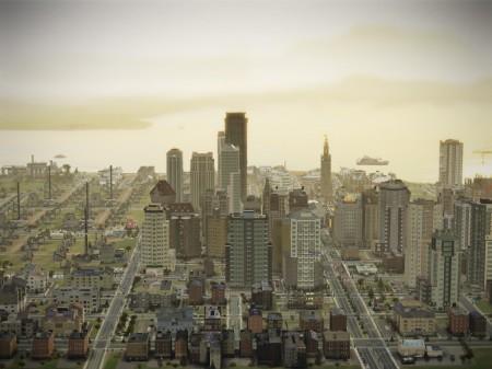 オイル経済都市