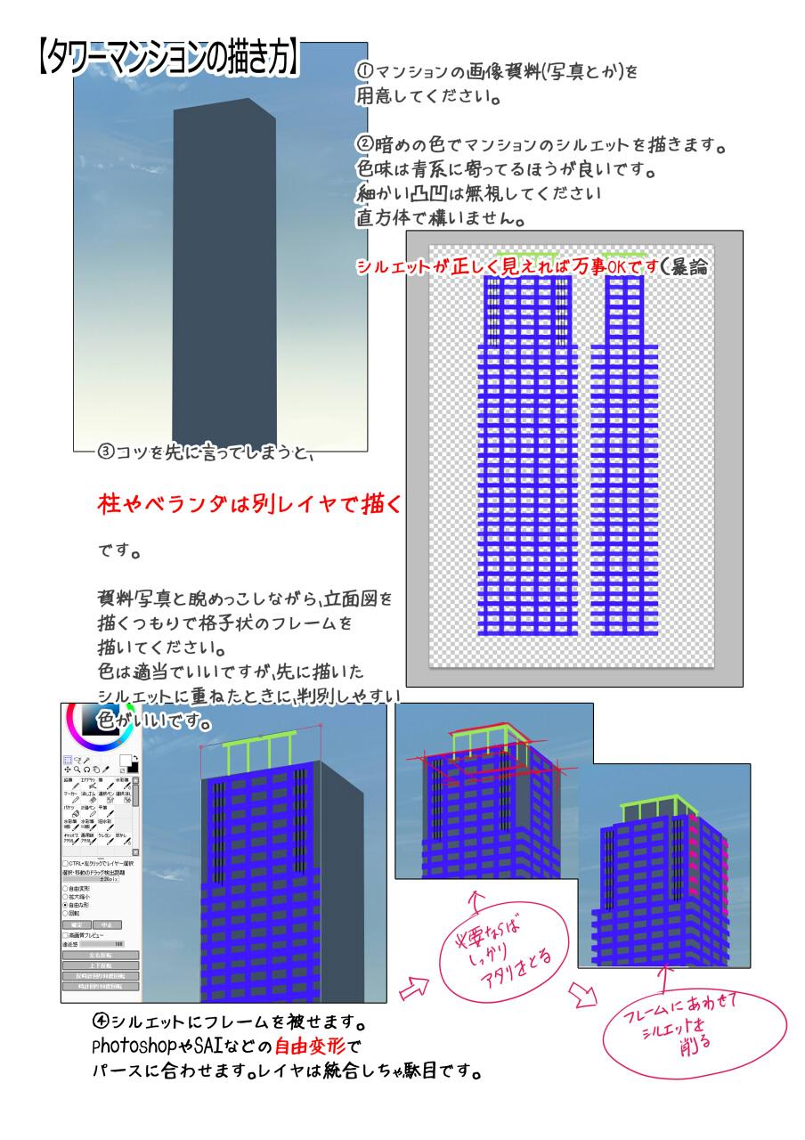 タワーマンション1