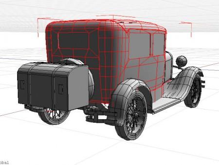 A型フォード