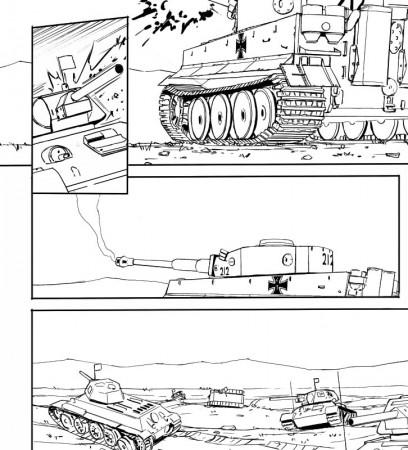 お姉ちゃんの戦車